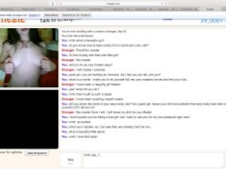 The most beautiful teen in OMEGLE