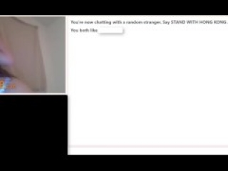 Omegle - 20 Year Old Natalie