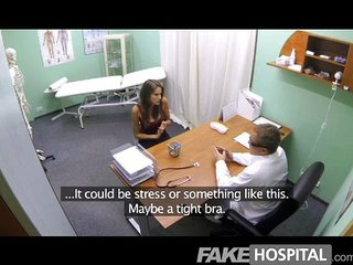 FakeHospital - Hot girl with big tits