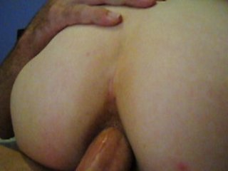 1st time anal...1st and last time she said.
