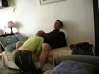 Real Incest Mom & Son Fuck On Spycam Part.1
