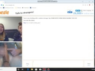 Omegle College Chicks ask to see 'tiny dick' get HUGE Cock&Cumshot instead!